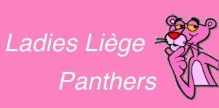 Ladies Liège Panthers - Le rose est de mise