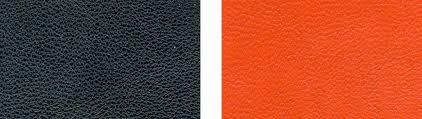 Basket Willebroek en noir et orange