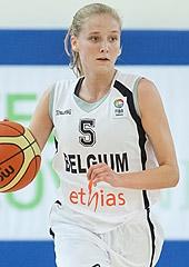 Silke Lenssens (Jeugd Gentson) rejoint Tulikivi Deerlijk