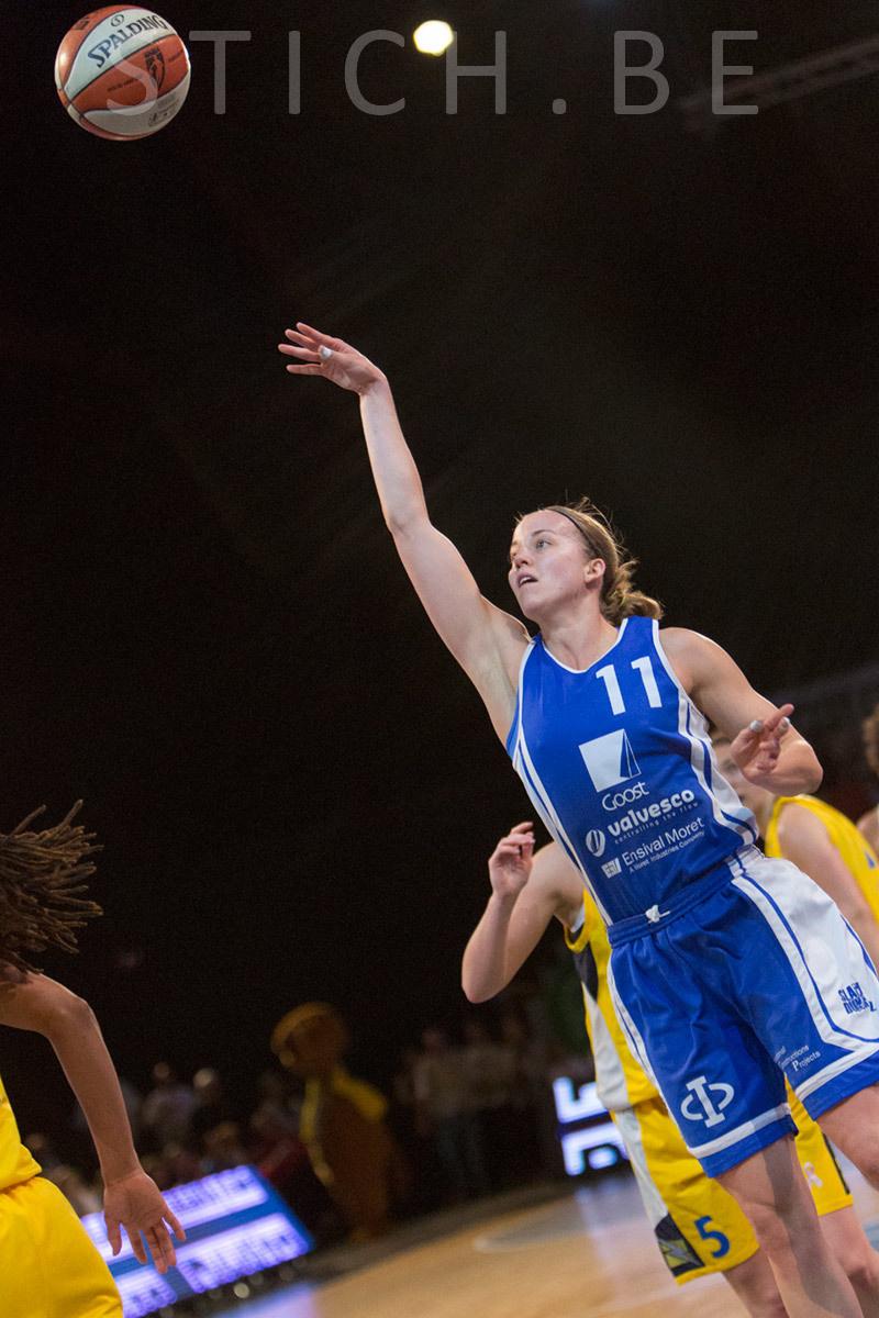 Janelle Bekkering s'en va aussi (photo: Dirk Geens/Stich.be)