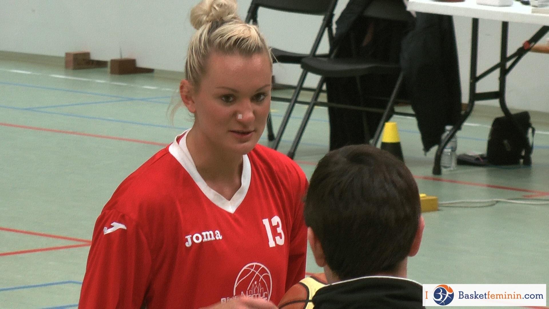 A part ça ? WNBA - Inga Orekhova (Namur) invitée au camp d'entraînement des Suns de Connecticut