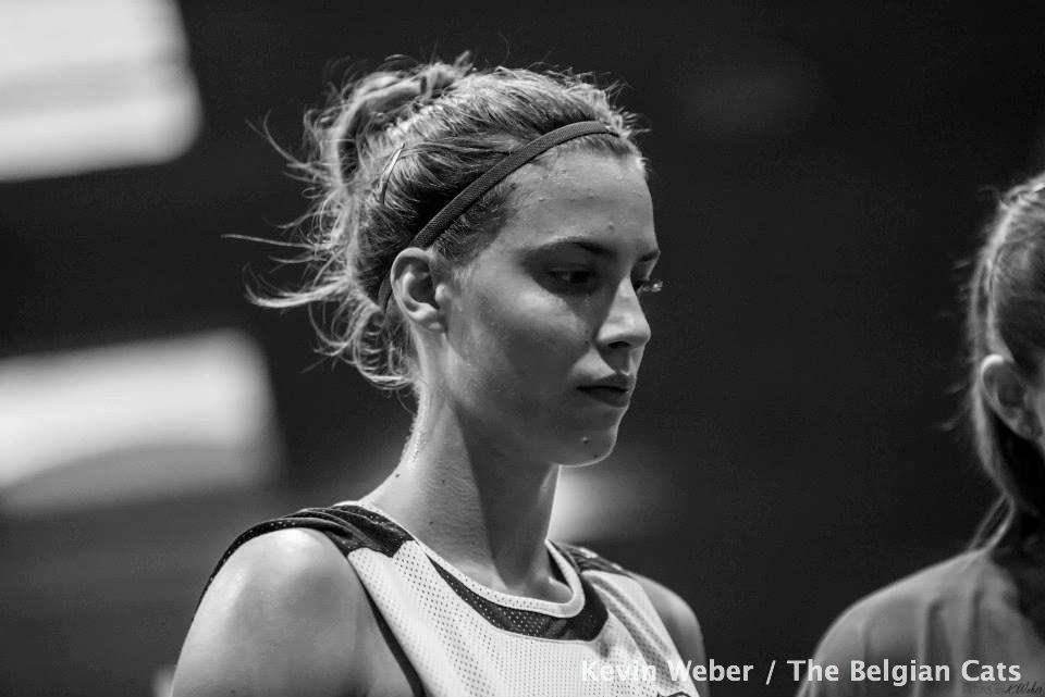 Antonia Delaere veut sortir de l'ombre (photo: Kevin Weber/LLN)