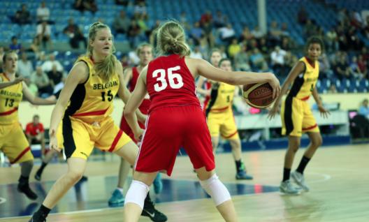 Les Belges en finale (photo: tbilisi2015.com)