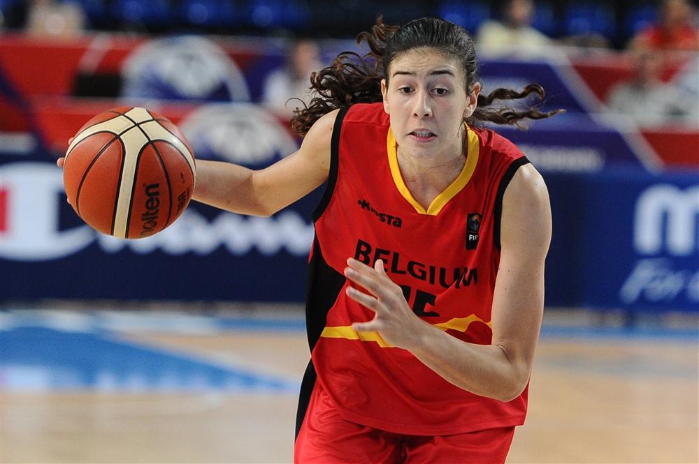 Serena-Lynn Geldof, deux campagnes remarquables (photo: FIBA.com)