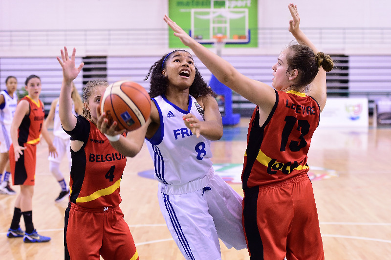 La Belgique a souffert contre la France (photo: FIBA Europe/Viktor Rebay)