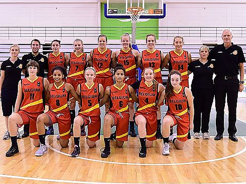 La Belgique au 2e tour (photo: FIBA Europe.com/Viktor Rebay)