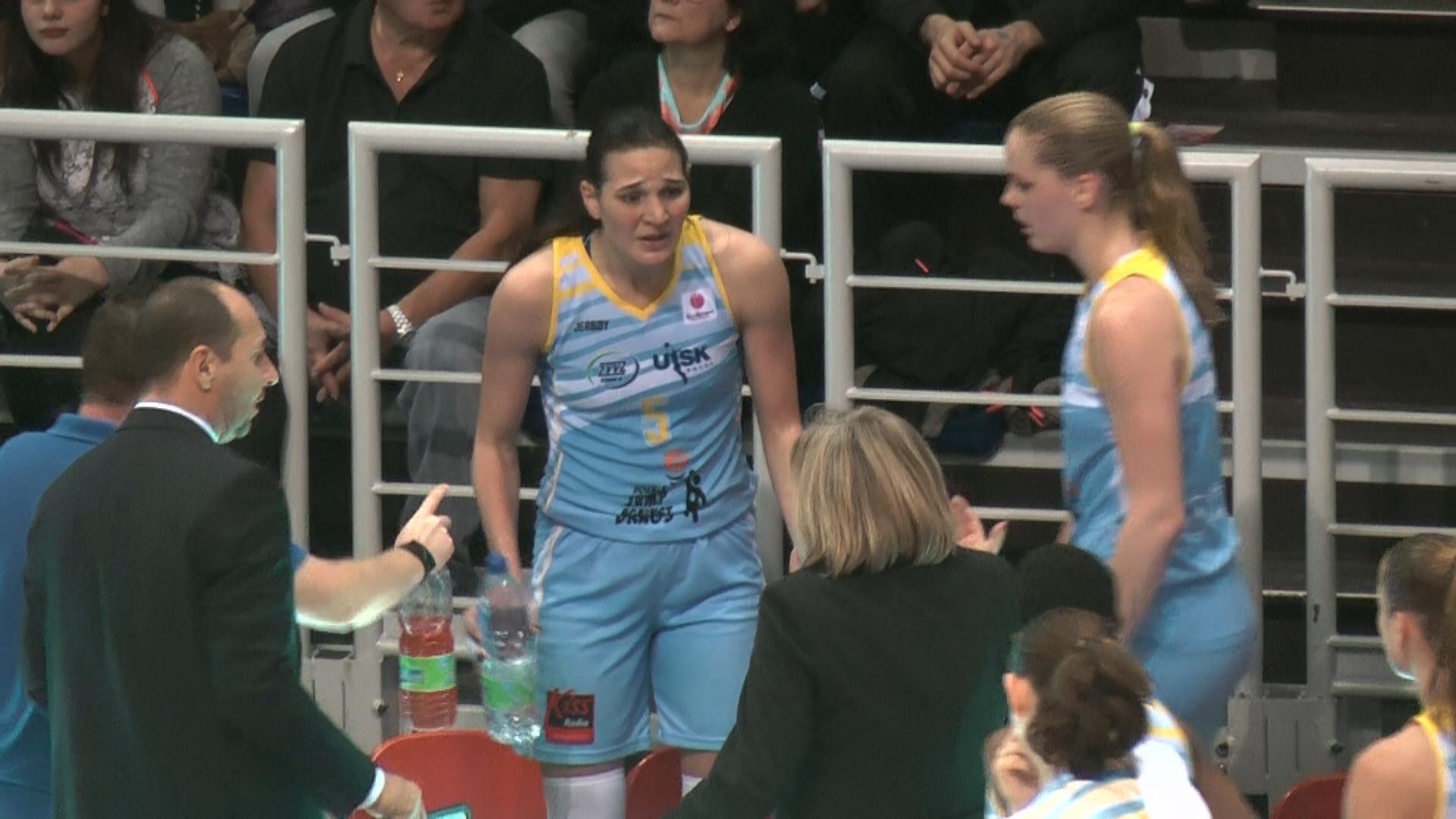 Sonia Petrovic a fait très mal côté Praguois