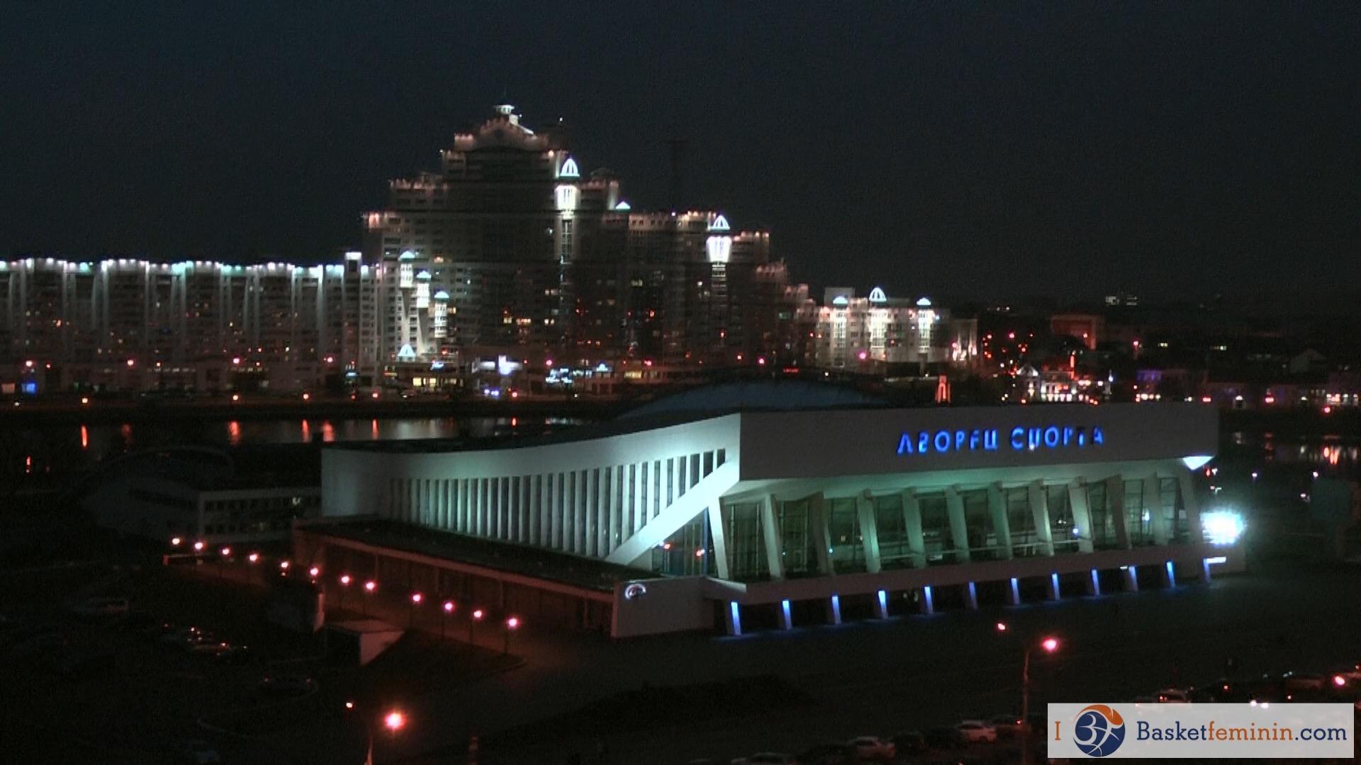 La Belgique est arrivée à Minsk, jour J-2 avant le duel contre les Bélarusses