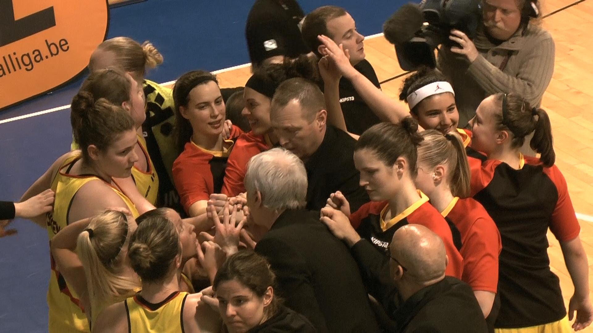 Euro-2017 - Enorme victoire, avec la manière, de la Belgique sur la Pologne 100 à 63