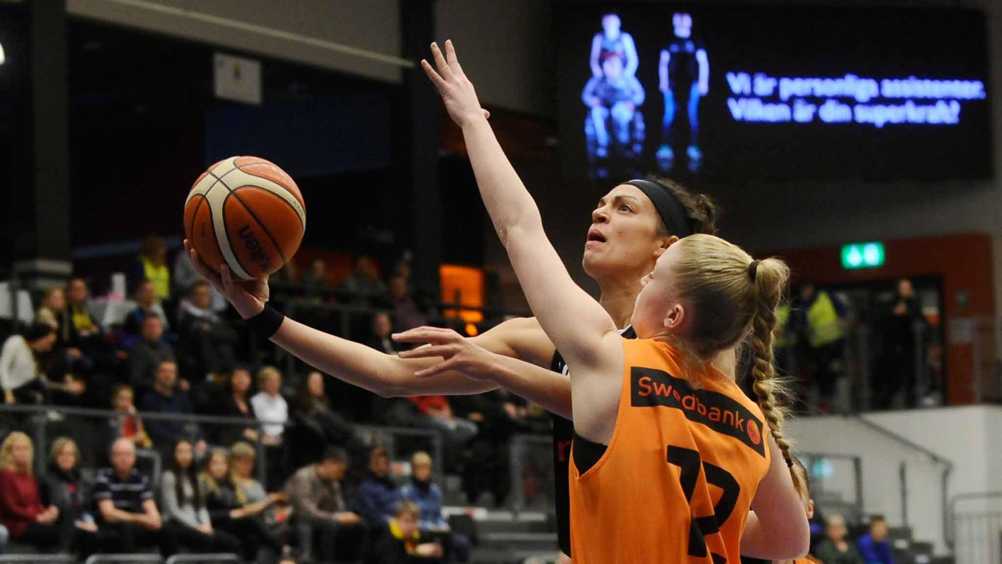 Sofie Hendrickx (photos: luleabasket.com)