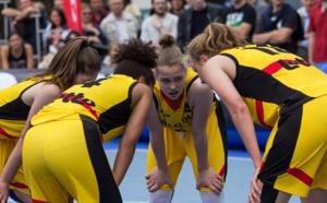La Belgique à l'Euro U18 en 3X3