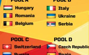 La Belgique à l'Euro en 3X3 ce week-end en Roumanie
