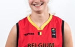 Laura Henket, blessée, forfait pour l'Euro 3X3 en Roumanie