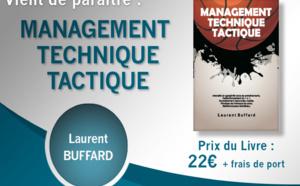 A lire - Laurent Buffard partage son expérience de coach dans un bouquin