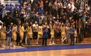 TV Basketfeminin - Mithra Castors Braine bat Ekaterinburg en match de gala