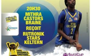 TV - Eurocup - Les impressions avant Mithra Castors Braine face à Keltern