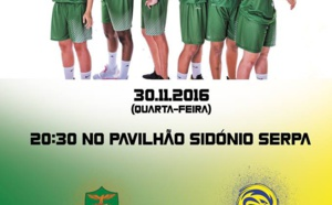 TV  Eurocup - Mithra Castors Braine en livestream à Uniao Sportiva