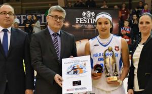La Coupe de Pologne pour Hind Ben Abdelkader (Wisla Cracovie), MVP de la finale