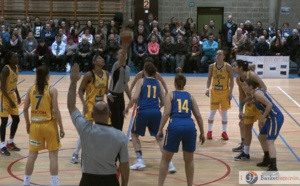 Coupe de Belgique - Mithra Castors Braine vs Rebond Ottignies