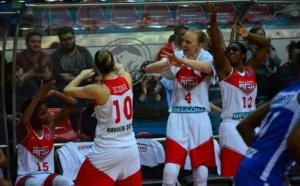 Quatre clubs turcs en demi-finales de l'Eurocup, Meesseman au Final Four en Euroleague
