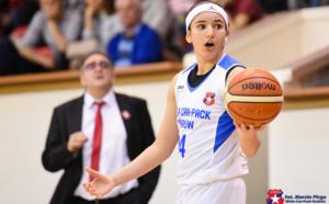 Hind Ben Abdelkader en finale en Pologne, Emma Meesseman en Russie, les Belges se placent en play-off