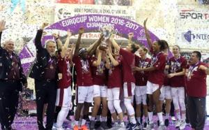 Ann Wauters et Agü Spor doivent laisser l'Eurocup à Yakin Dogü