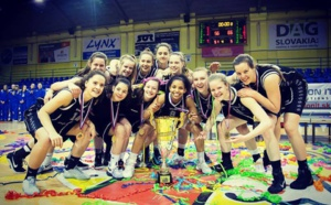 Le Topsport de la VBL remporte l'European Youth Basket-ball League (EYBL)