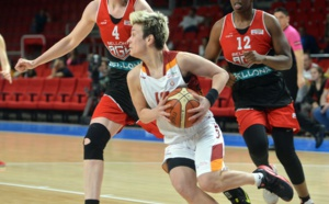 Ann Wauters s'incline en championnat, Emmanuella Mayombo s'impose en play-off