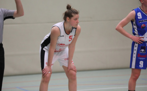 An-Katrien Nauwelaers rejoint Kangoeroes Willebroek