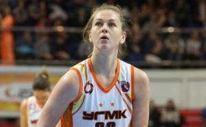 Emma Meesseman championne de Russie, Hind Ben Abdelkader vice-championne en Pologne
