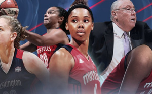 13 points, 8 rebonds, 5 assists pour Emma Meesseman avec Washington Mystics
