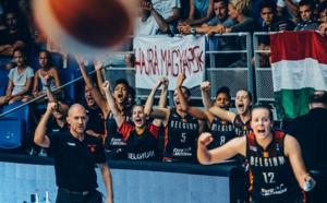 Le 'Super Summer' du basket féminin belge