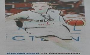 Euro-2011/Barrage - Promossa. La Meesseman