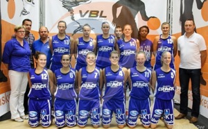 Crack Blue Cats Ieper - Saison 2012/2013