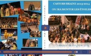 Cette année-là: 2014, un docu inédit sur le doublé Coupe-Championnat de Castors Braine