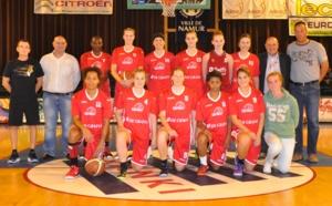 Belfius Namur Capitale - Saison 2013/2014