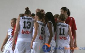 Euro U18 - Belgique / Grèce 61-43 - Les réactions