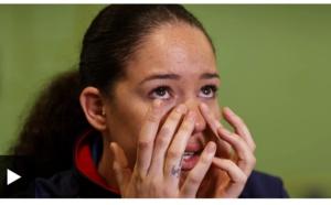 Euro-2015 – L'émotion et la passion d'Azania Stewart, la Grande-Bretagne craint pour son avenir