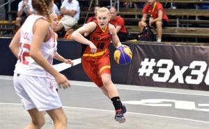 Mondial 3X3 U18 - La Belgique en quarts de finale contre les USA