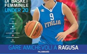 Stage à Ragusa - Les U20 battues une seconde fois 59 à 45 par l'Italie lundi