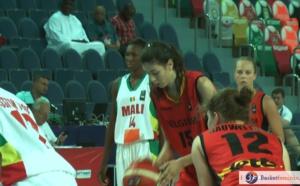 Mondial U19 - Un deuxième succès (41-60) contre le Mali