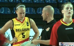Mondial U19 - Les réactions d'Arvid Diels et Julie Allemand après France/Belgique