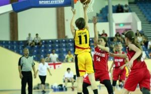 EYOF - Un 3 sur 3 pour les U16, en demi-finales contre la Russie