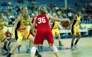 Les U16 en finale du Festival Olympique de la Jeunesse Européenne