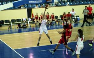 EYOF - La Belgique U16 médaillée d'argent à Tbilisi