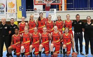 Euro U18 - L'exploit des Belges qualifiées pour les quarts de finale !
