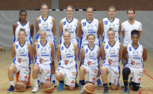 Kangoeroes Willebroek - 2015/2016