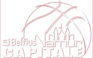 Belfius Namur Capitale 2015/2016