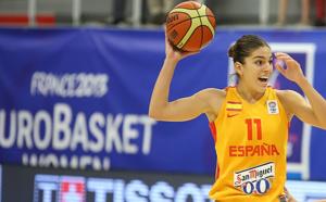 L'USK Prague avec Marta Xargay à Braine pour la FIBA Super Coupe d'Europe