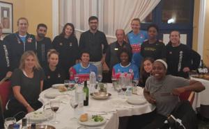Euroligue - Mithra Castors Braine pour la gagne face à Uni Girona